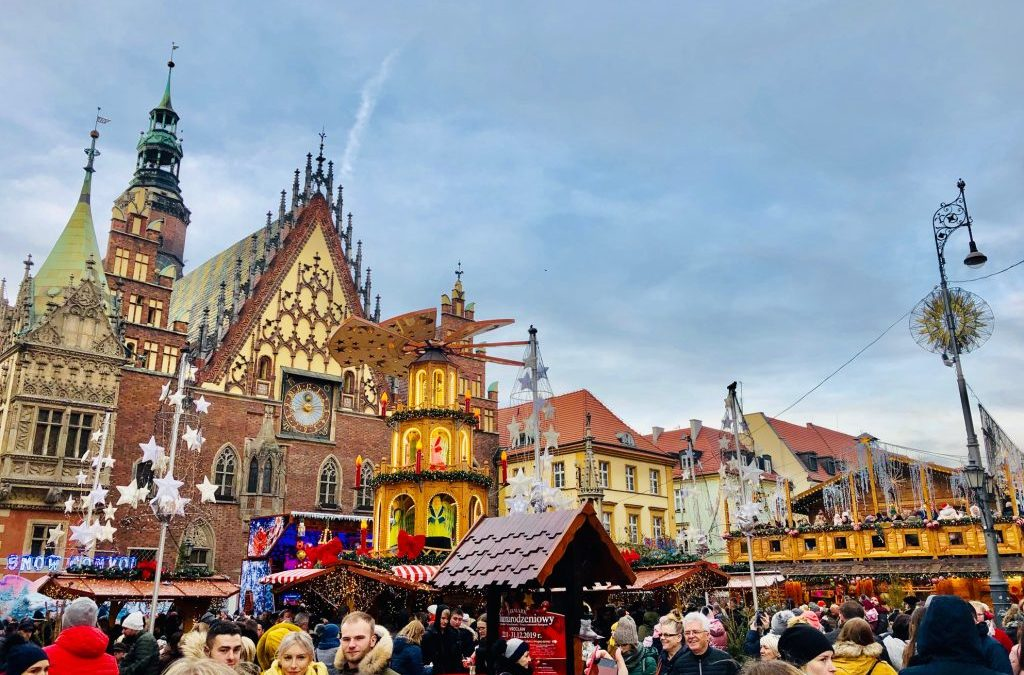 Magical Christmastime in Poland